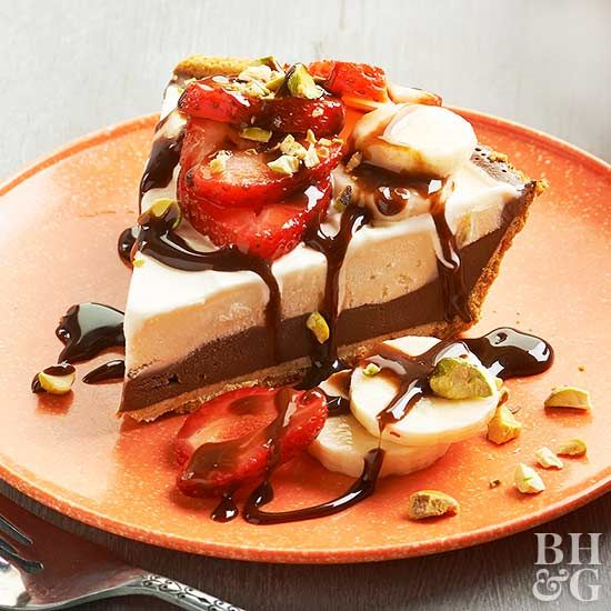 Try one of these 15 healthy dessert recipes that clock in at less than 175 calories per serving.