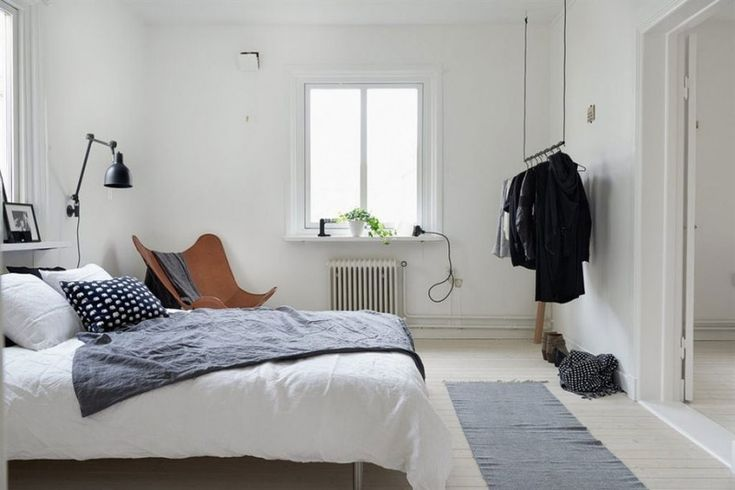 White and Gray in Gothenburg | HomeDSGN, a daily source for inspiration and fresh ideas on interior design and home decoration.