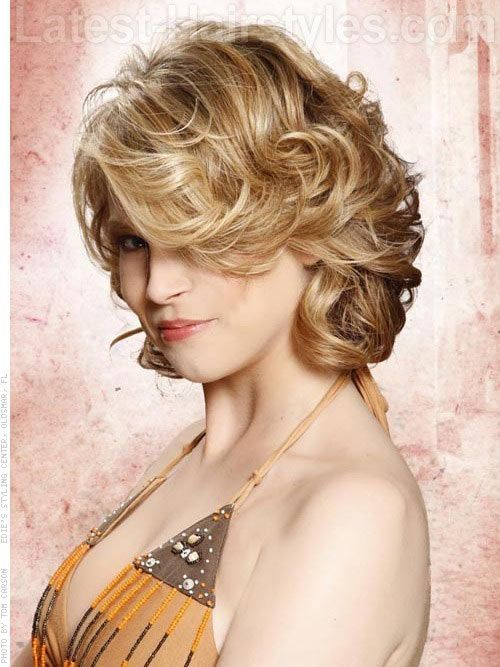 37 Best Hairstyles for Short Curly Hair Trending in 2019 –