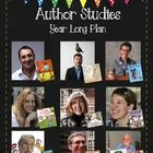 Start your year off right with this ready-to-go year long pack of 9 top children's authors:    1) David Shannon (No David!) 2) Mo Willems (Don't Le...