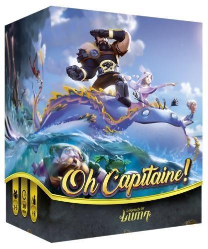 Jeu de société - Oh Capitaine !