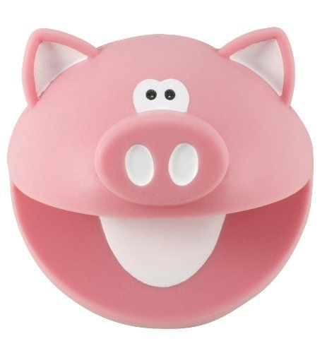 Joie Piggy Wiggy Silicone Grip By Joie, Http://www.amazon. Pig Kitchen  DecorKitchen ...