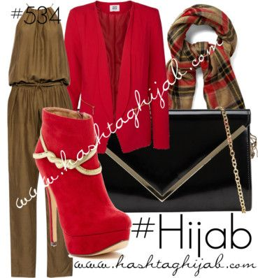 Hashtag Hijab Outfit #534