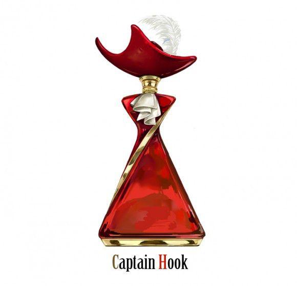 『ピーターパン』のフック船長