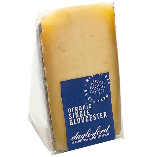 Daylesford Organic Single Gloucester Cheese