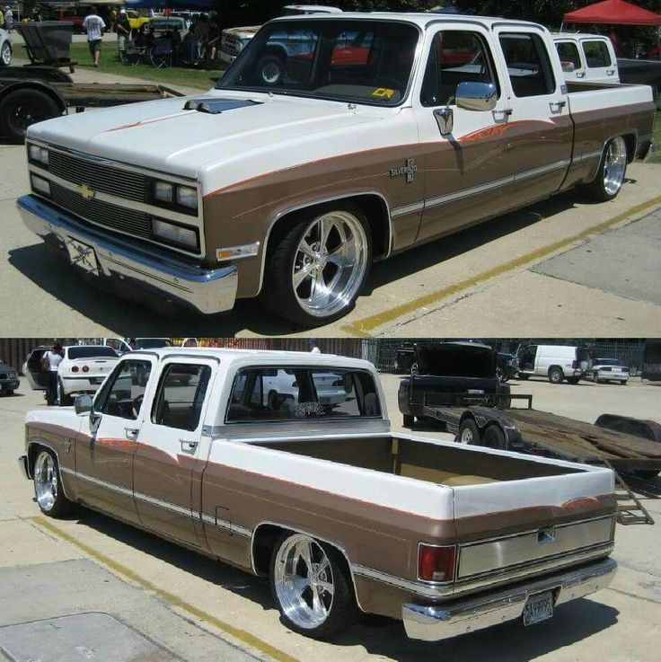 283 Best Images About 73 87 Square Bodies On Pinterest Chevy Chevy Trucks And Trucks