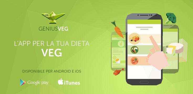 GeniusVeg è un'app gratuita che permette di individuare in modo rapido e gratuito la compatibilità di un prodotto rispetto a restrizioni alimentari. Scaricala!