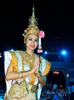 Chiang Mai, Thailand Part 6: Khantoke Traditional Dinner Show – THE HAPPY TRIP