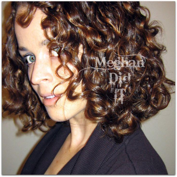 Curly Hair Girl | Meghan Did It