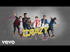 Elenco de Soy Luna - I'd Be Crazy (Official Lyric Video) - YouTube