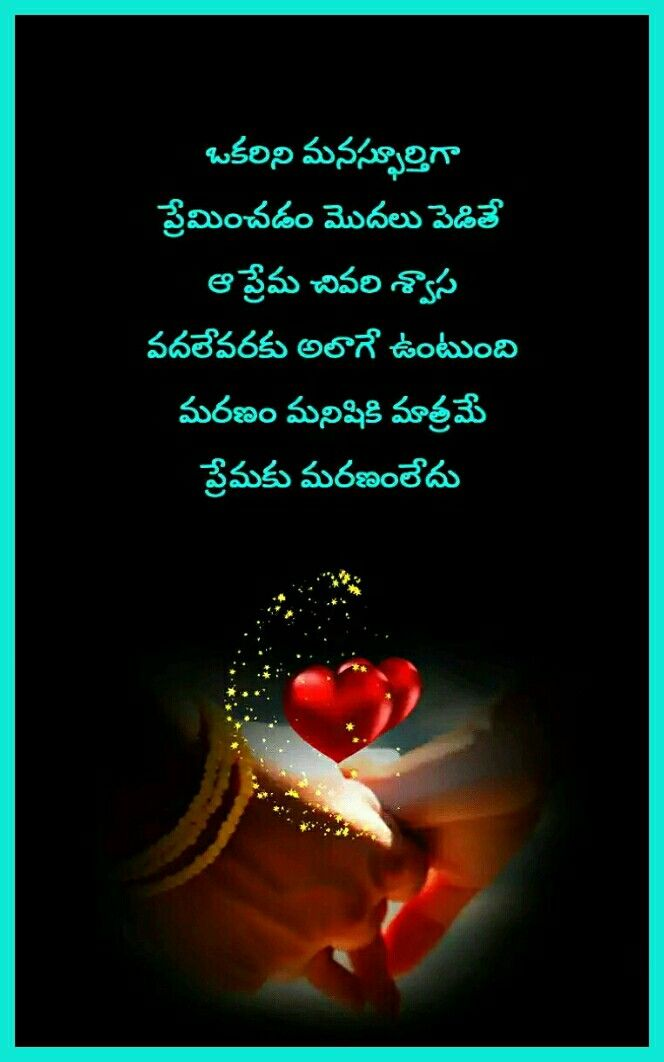 13 best Sathish Sathish images on Pinterest A quotes, Quote and Telugu - new love letter format in telugu