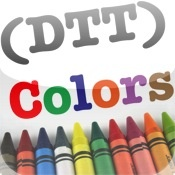 Autism Colors - used discreet trial training to help students learn basic colors.