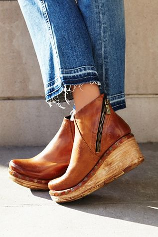 Below Sunset Clog Boot by Free People $288                                                                                                                                                                                 More