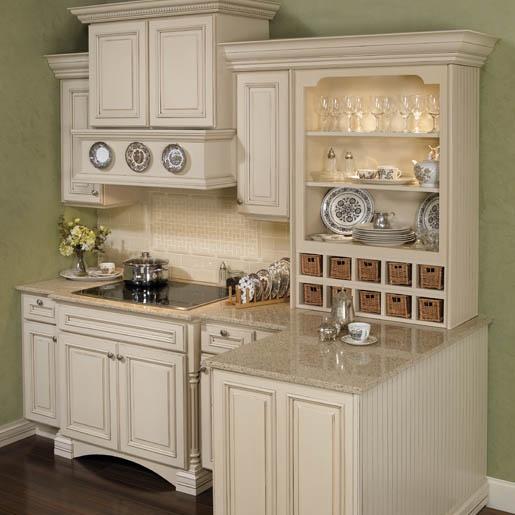 Wellborn Antique White Custom Order Wellborn Premier Cabinets   Full Overlay