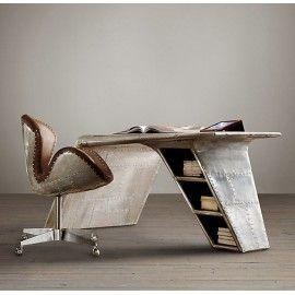 Pilot chair industrial design