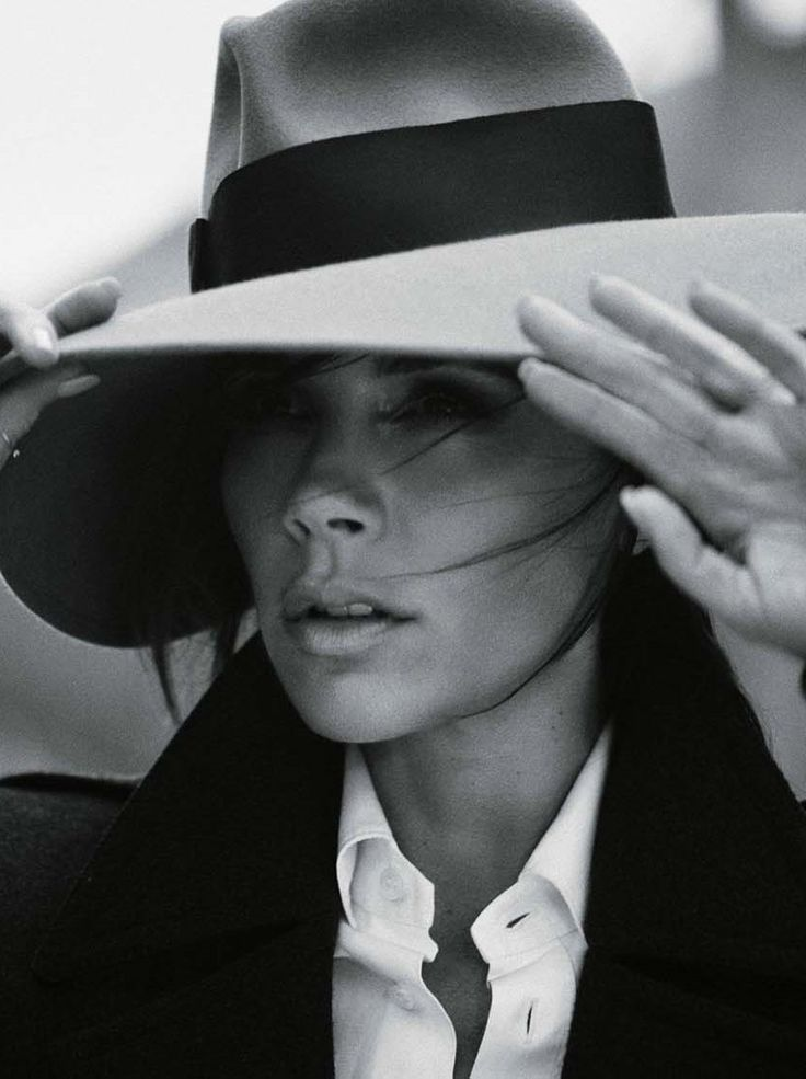 Victoria Beckham by Boo George for Vogue Germany November 2015