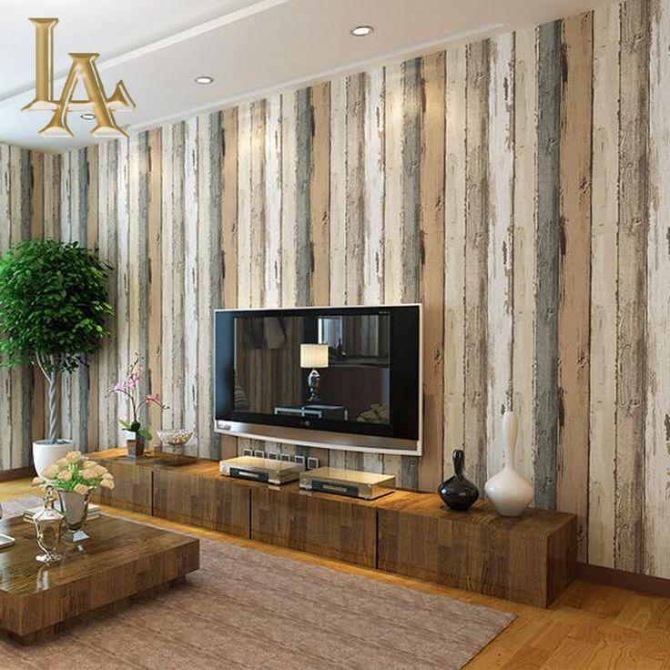 $19.78 (Buy here: https://alitems.com/g/1e8d114494ebda23ff8b16525dc3e8/?i=5&ulp=https%3A%2F%2Fwww.aliexpress.com%2Fitem%2FMediterranean-Vintage-3D-Textured-Wood-Striped-Wallpaper-Bedroom-Living-room-Sofa-Home-Decor-Wall-Wood-Wall%2F32680568326.html ) Mediterranean Vintage 3D Textured Wood Striped Wallpaper Bedroom Living room Sofa Home Decor Wall Wood Wall paper Rolls for just $19.78