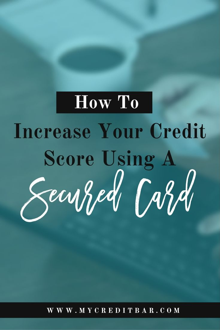 Getting a credit card can be a challenge. You need to fulfill stringent requirements, have a stable income, and pass a harsh credit check. If your creditworthiness is less than stellar – or you have no credit history at all - the credit card company will probably reject your application.  Read more on the blog..http://www.mycreditbar.com/blogposts/2016/9/18/how-to-use-secured-cards-to-increase-credit-scores