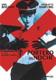 Portero de noche (1973) Italia. Dir.: Liliana Cavani. Drama. Nazismo. Sexualidade. Películas de culto - DVD CINE 2364