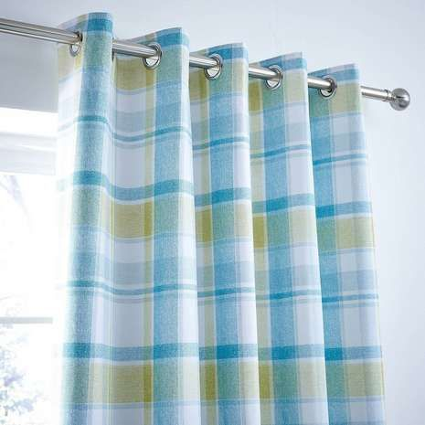 15 must-see Teal Eyelet Curtains Pins | Teal lined curtains ...