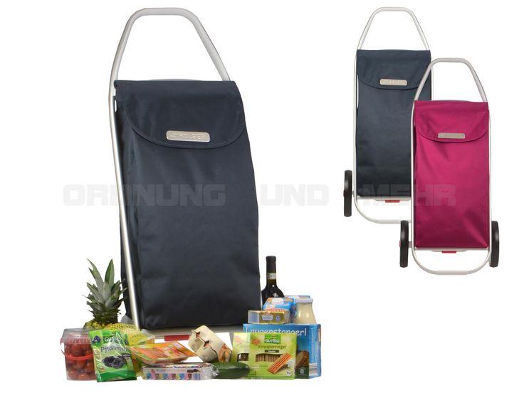 ROLSER COM 8 - Einkaufstrolley Einkaufsroller Einkaufswagen Shopping Trolley - 2 Farben COH001