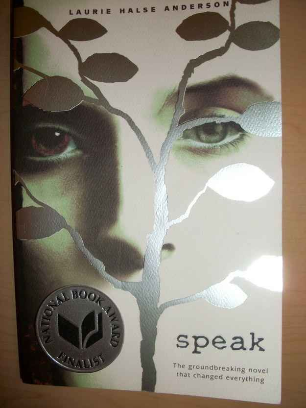 speak by lauren anderson Speak by laurie halse anderson miss detrick- foundations i n t r o d u c t i o n laurie halse anderson's novel, speak, is an excellent book to use as a springboard to cover some real in.