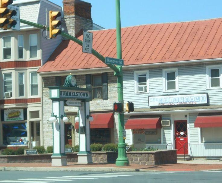 Small Town America – Hummelstown Pennsylvania – Kim Schwalje