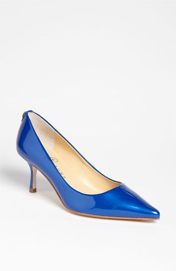Ivanka Trump Indico Pump (Exclusive Color) available at