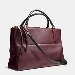 The Borough Bag in Pebbled Leather - Alternate View A2