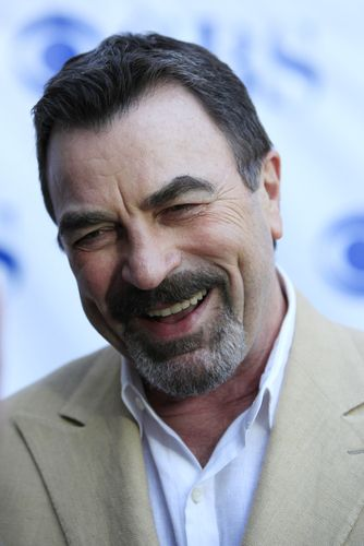 Tom Selleck Blue Bloods & Discovery Channel North America...could listen to him say anything!!!!