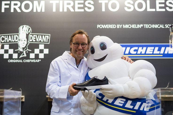 Top chef Thomas Bühner, Bibendum and the GT1pro Magister