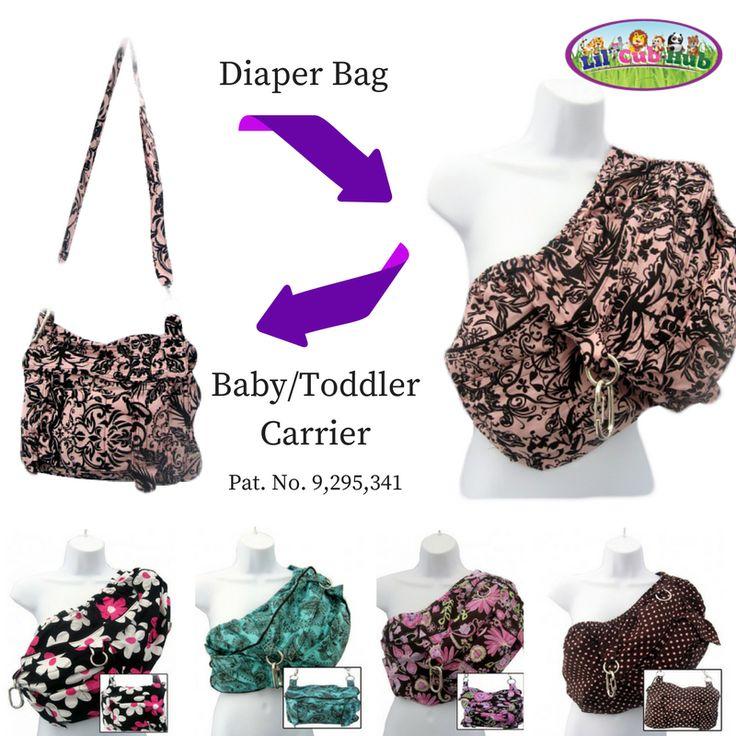 43 best images about Lil' Cub Hub - Baby Carrier/Diaper Bag (Cub ...