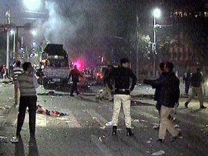 Pakistan'da büyük patlama: 10 ölü, 30 yaralı