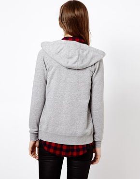 Image 2 of New Look Zip Through Hoodie  Simply enter this unique code in the promotional code area during checkout in order to benefit from 25% Student Discount until 4am AEDT Thursday at ASOS. Please click the button below to continue.   Your Unique Code0FCA35C0F5FC