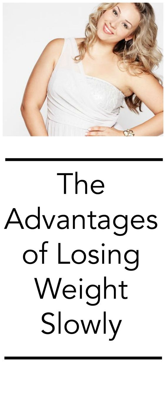 how to start losing weight slowly