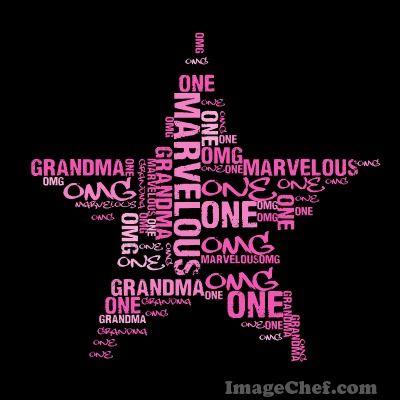 OMG One Marvelous Grandma!