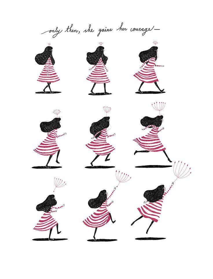 Faz tempo que não posto nenhuma inspiração de ilustração, né? É um dos tipos de post que mais gosto, mas acabo esquecendo de trazer para vocês o que encontro por aí. Para reparar essa falha, quero …