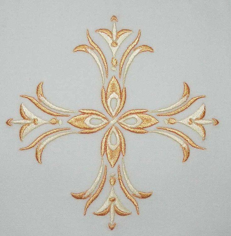 diseño de bordado religioso para bordar - Buscar con ...