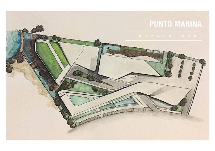 Punto marina #landscape #resort #project #design #creato  contacto@creatoarquitectos.com