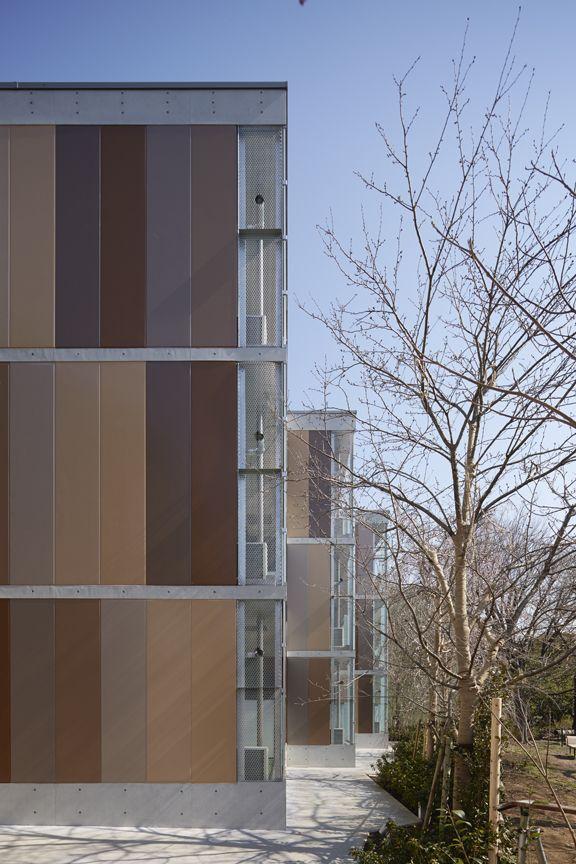 集合住宅マンション建設事例 ALCパネルとコンクリートスラブの構成                                                                                                                                                     もっと見る
