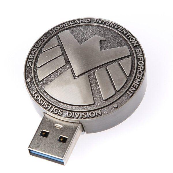 Marvel Agents of S.H.I.E.L.D 16 GB USB Flash Drive $32