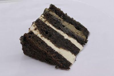 Ninnin Köökki: Licorice black velvet cake