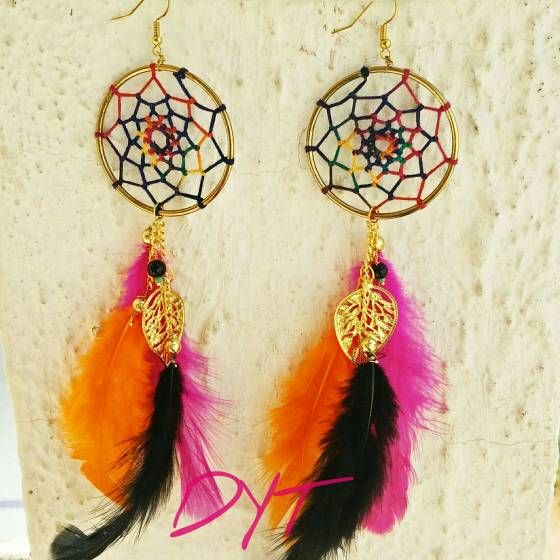 Shopo.in : Buy Dreamcatcher Earring online at best price in Bharuch, India
