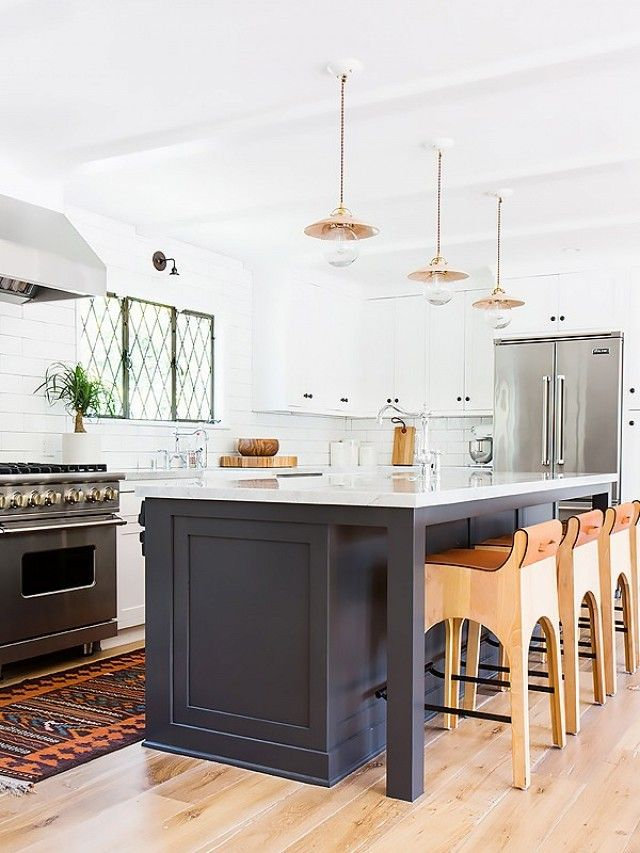 534 besten home kitchen bilder auf pinterest for Haus kitchens