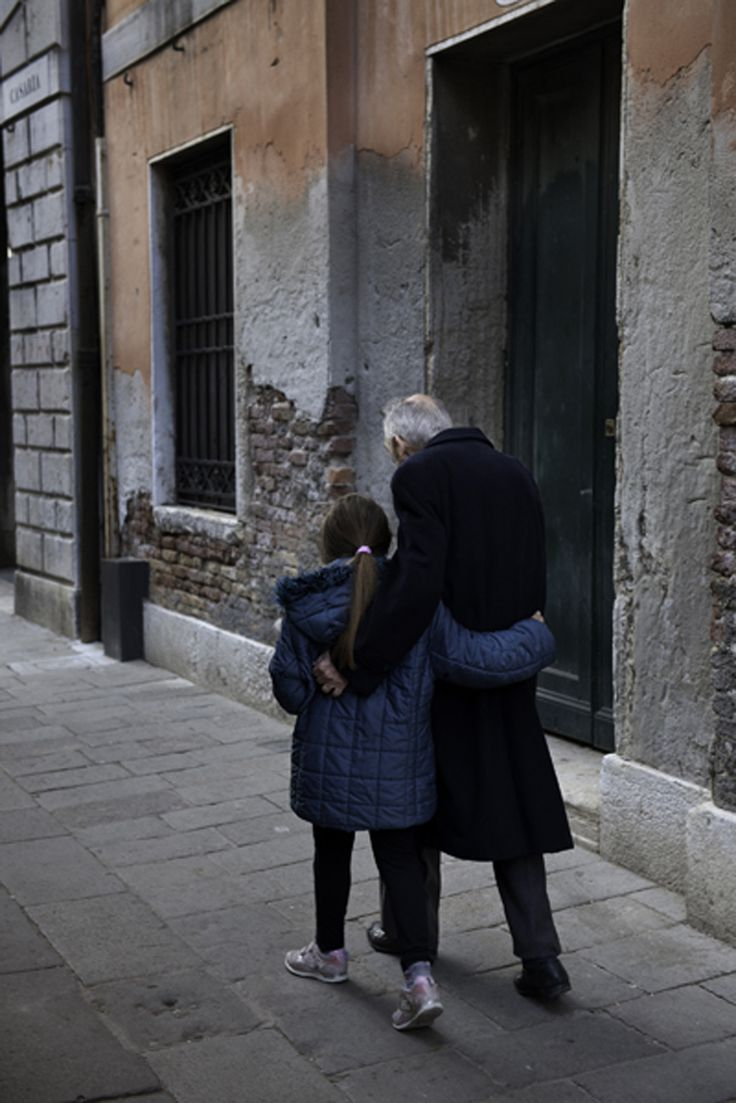 Love is not affectionate feeling, but, a steady wish for the loved person's ultimate good as far as it can be obtained. - C.S. Lewis  (Italy by Steve McCurry)