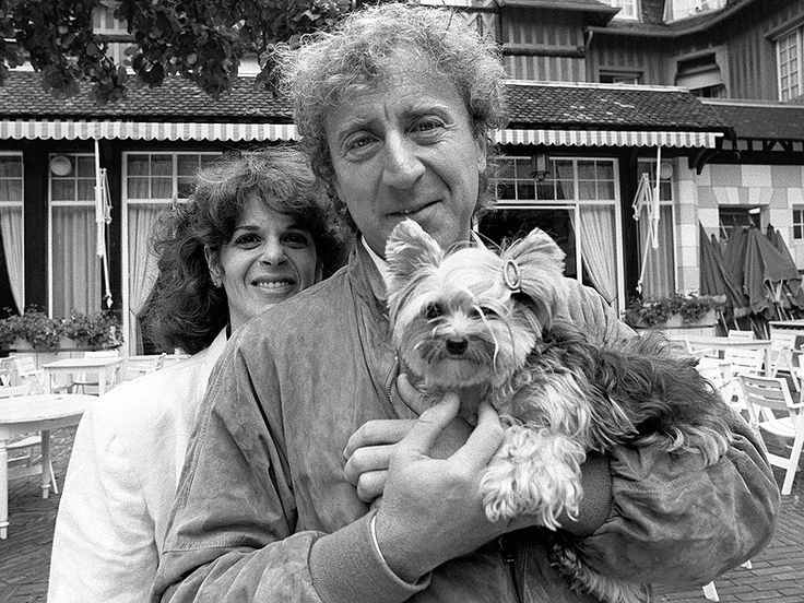 "From the PEOPLE Archives: Gene Wilder's Goodbye to Wife Gilda Radner... & fight to raise awareness of ovarian cancer! So sad & infuriating: ""When she first heard the words ''ovarian cancer,'' Gilda cried, but then she turned to me and said, ''Thank God, finally someone believes me!''"""