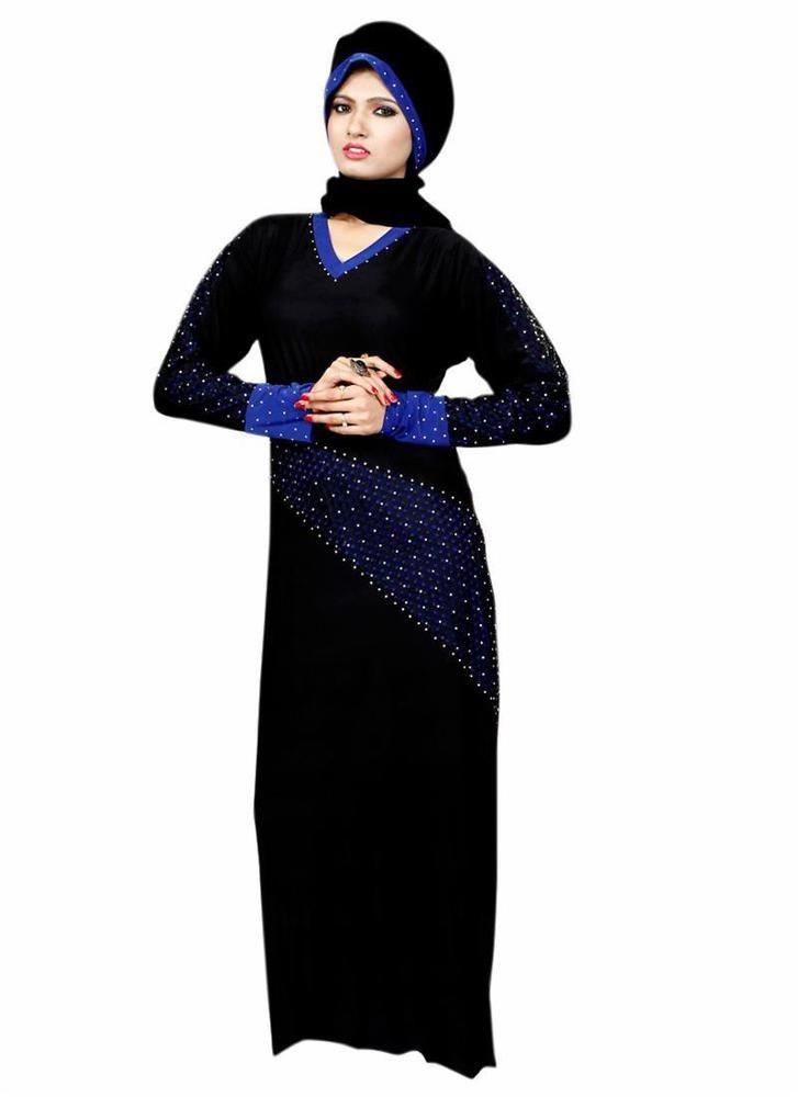 Style Long Clothing Hijab Bahiyyah Islamic Abayaa Jilbab Dress Maxi Dubai Dress…