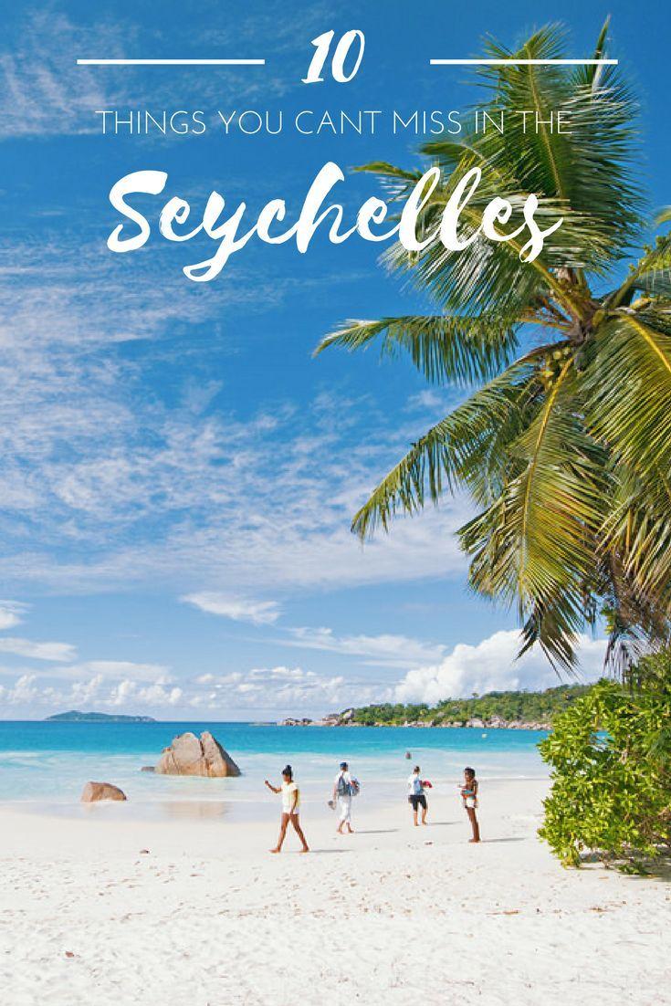 One of the world's most spectacular islands, the archipelago of the Seychelles took us by surprise. Here's a few things you have to do whilst there…