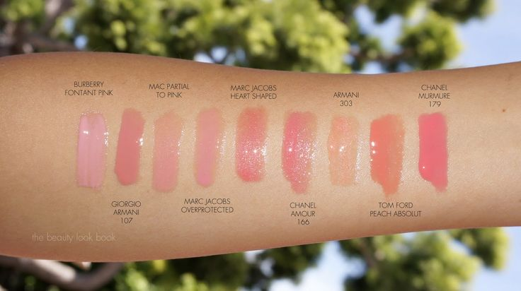 The Beauty Look Book Marc Jacobs Beauty Lust For Lacquer