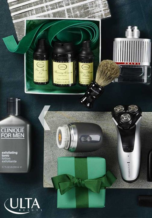 A well-groomed guy is always in style! Treat him to something special this holiday season and give him grooming essentials for his daily routine. Click to shop the perfect gifts for him.